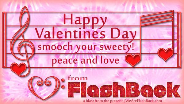 Flashback Valentines Day