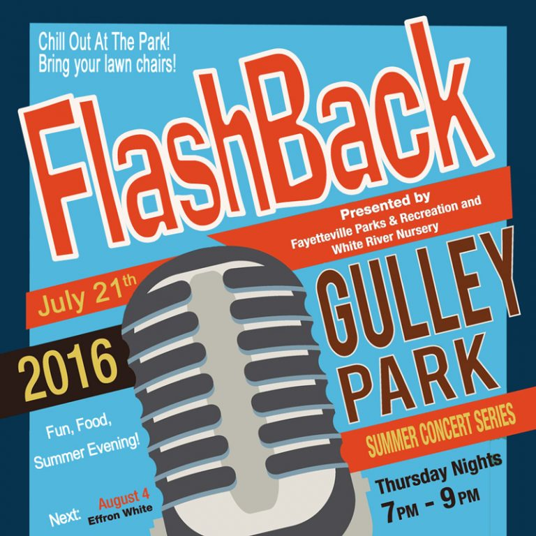 Summer Music In Gulley Park
