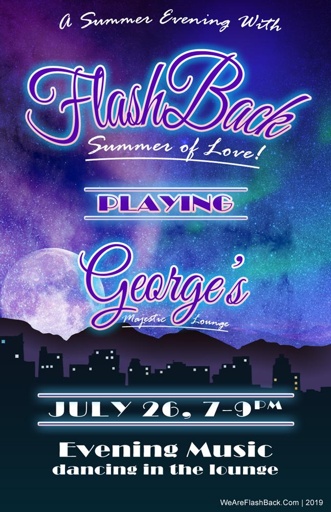 FlashBack George's Friday!