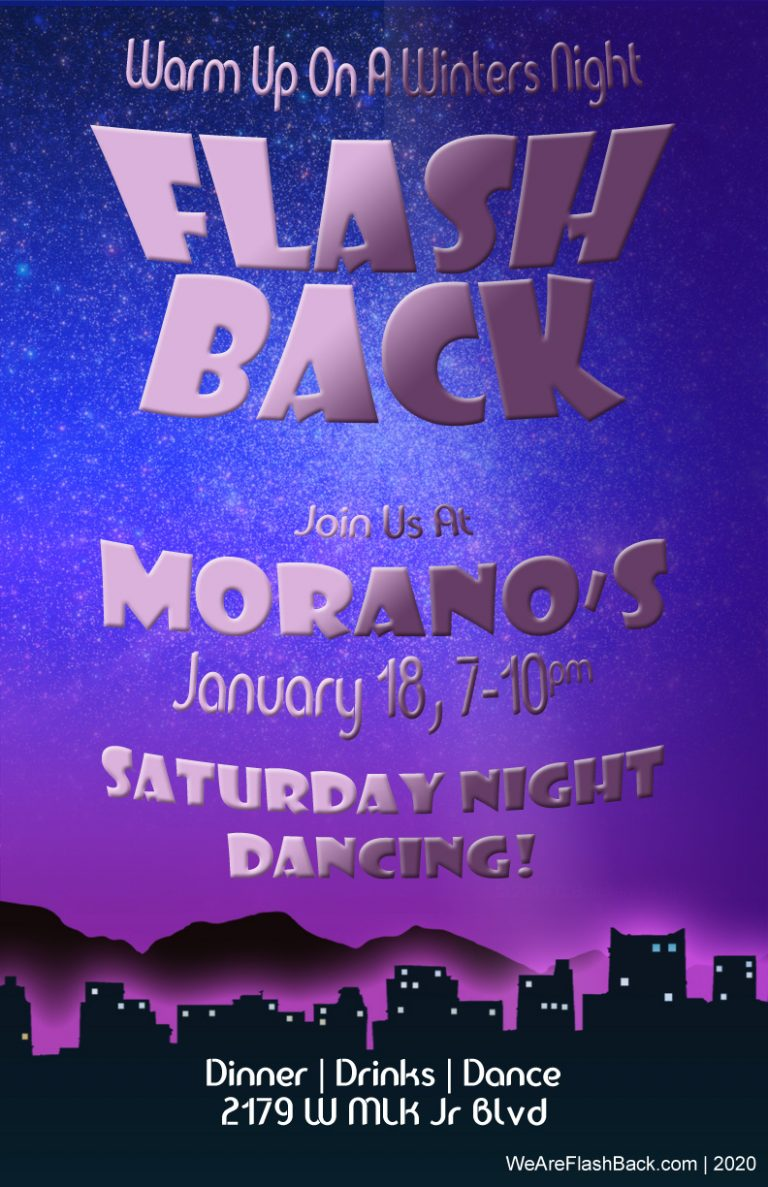 FlashBack Morano's Saturday!